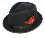 Black Detroit Hat $49