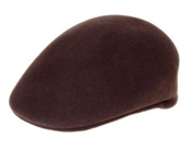 Brown English Cap $29