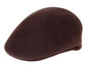 Brown English Cap $29