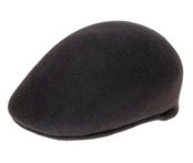 Charcoal English Cap Hat