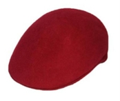 Maroon English Cap Hat
