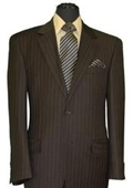 Two Button Style Brown
