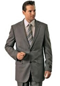 Mens Gray Suit