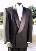 Shawl Collar Italian Fabric