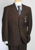 Mens Wool Suit
