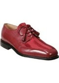 Mens Red Shoes
