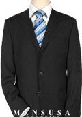 Black Quality Suit Separates