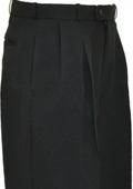 Black Wide Leg Slacks