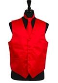 Tie Set Red $49