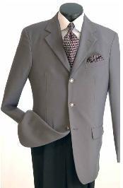 Mens Grey Blazer