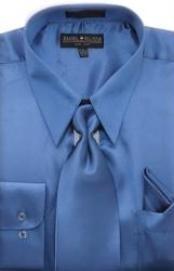 Royal Blue Dress Shirt | Men
