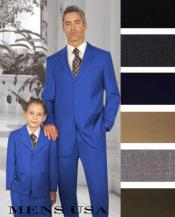 Father And Son Suit