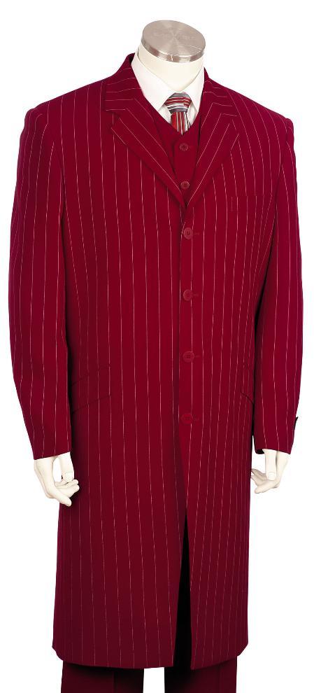 3 Piece Long Zoot Suit