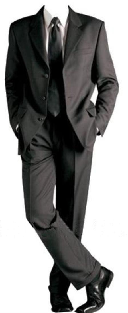 Jacket + Pants + Shirt + Tie
