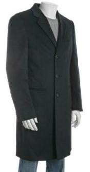 inch Three-button notched Collared