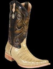 3x Toe Style Genuine
