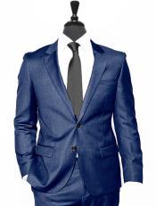 ID#KO17730  2018 Alberto Nardoni Wool Suit