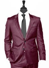 ID#KO17732  Coming 2018 Alberto Nardoni Wool Suit