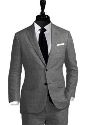 Nardoni Linen Suit Two