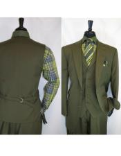 King Olive Green Two