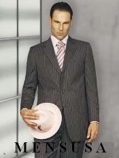 Gray Suit w/pink shadow