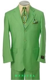 Lime kelly green mint