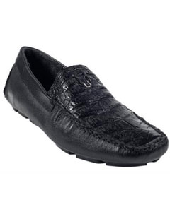 color black Genuine Caiman