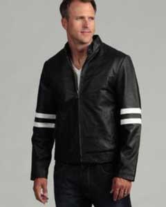 Leather skin Moto Jacket