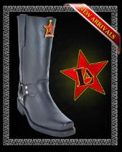 Style Boots Cowhide Coco