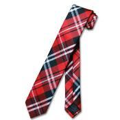ID#NV6799 Narrow NeckTie Skinny Dark color black red pastel color White 2.5 Neck Groomsmen Ties