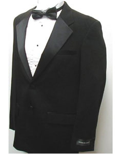 Tuxedo New Two Button