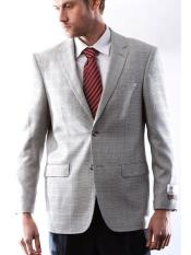 ID#DB16932 Wool Cashmere Black/White Prontomoda Italian Silk Houndstooth Best Cheap Blazer ~ Suit Jacket For Affordable Cheap Priced Unique Fancy For Men Available Big Sizes on sale Men Affordable Sport Coats Sale