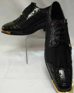 Dark color black Wingtip