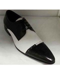 color black/White Leather skin