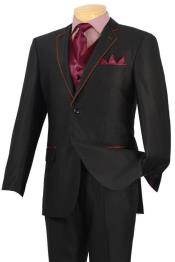 Dark color black Burgundy