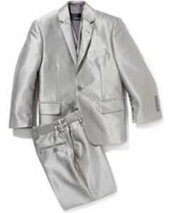 Silver Grey Sharkskin Children