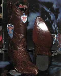 Wild West Coco Chocolate brown Genuine crocodile skin ~ Gator skin western Dress Cowboy Boot Cheap Priced For Sale Online