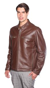 Moto Leather skin Jacket