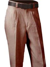 Single Pleated creased Pant