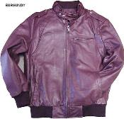 skin Bomber Jacket Soft
