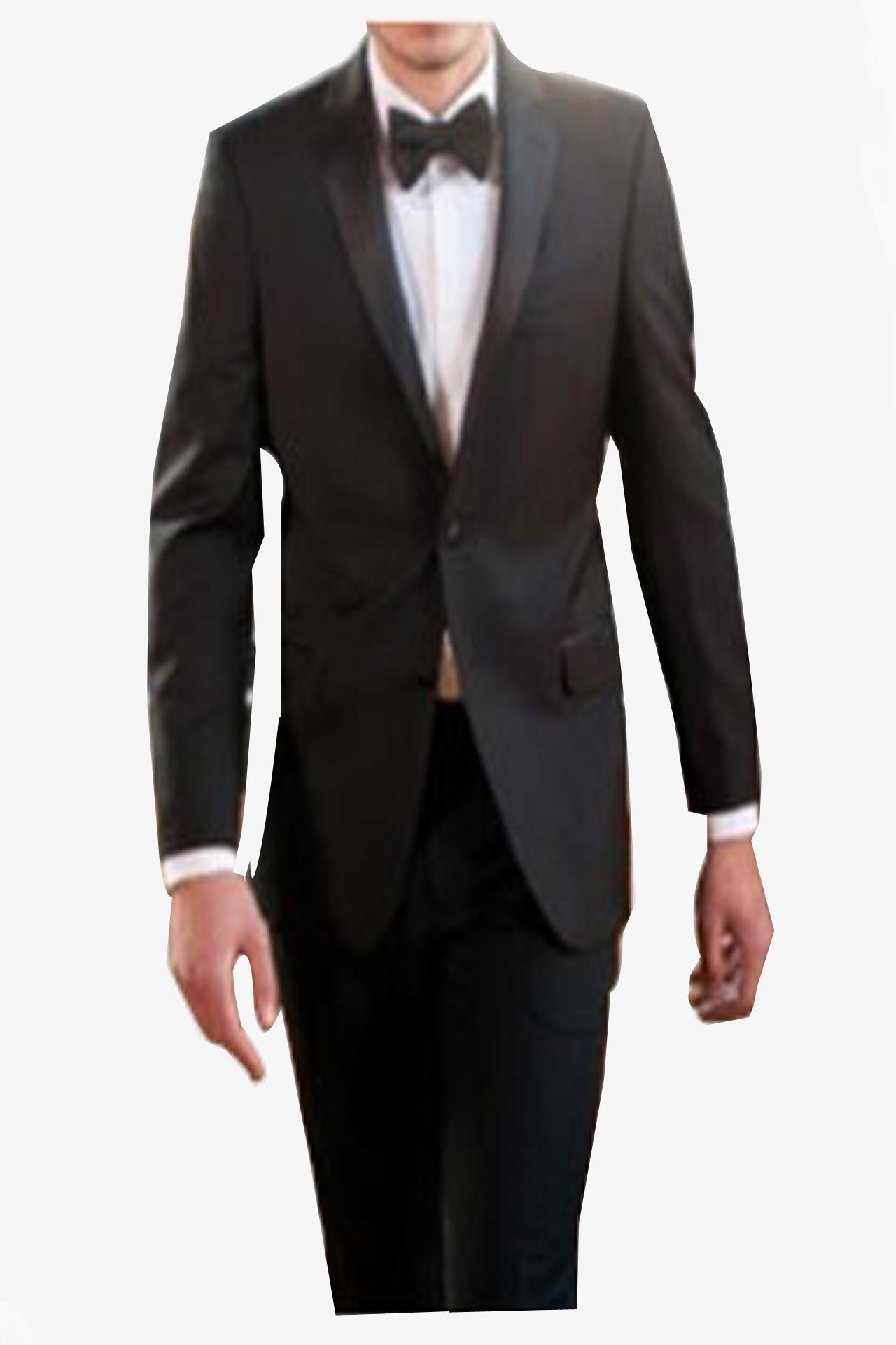 Tuxedo Dark Black