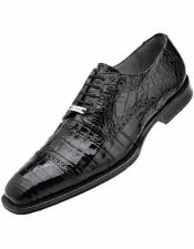 Marcello Leather Belvedere Crocodile