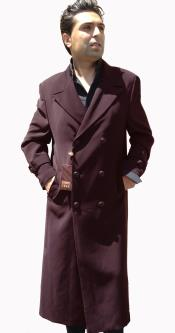 Coat Full Length overcoats
