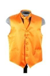 Tie Combo Orange