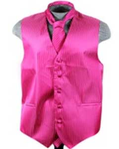 Ties Combo red pastel