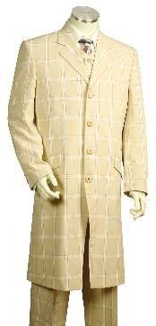 Zoot Suit Cream