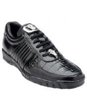 Genuine Black Crocodile /