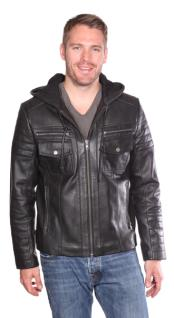 Leather skin Dark color