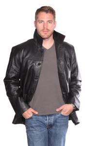 Leather skin Carcoat Dark
