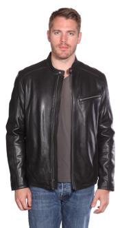 Leather skin Moto Jacket